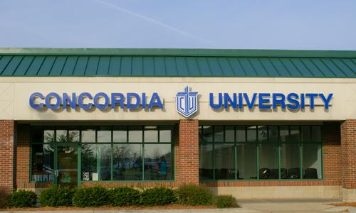 Visit Concordia